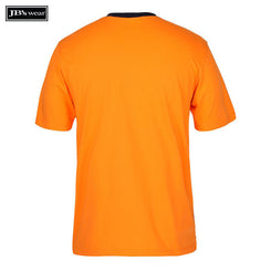 JB's Wear 6HVTC JB's Hi Vis Cotton T-Shirt