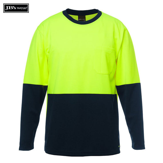 Image of JB's Wear Hi-Vis T-Shirts, Style Code - 6HVTL. Contact Natural Art for Screen Printing on this Product