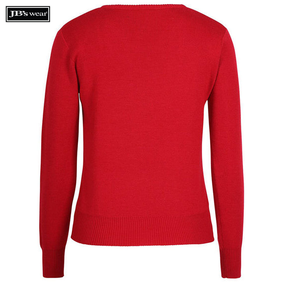 JB's Wear 6J1CN Ladies Corporate Crew Neck Jumper