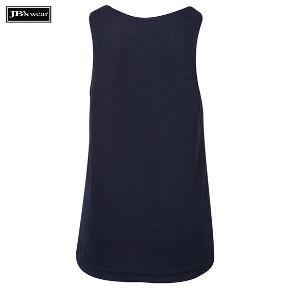JB's Wear 7KPO Kids Poly Singlet