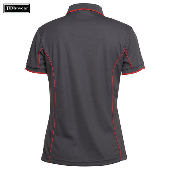 JB's Wear 7LPI Ladies Piping Polo