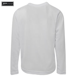 JB's Wear 7PLFT L/S Poly Tee Kids & Adults