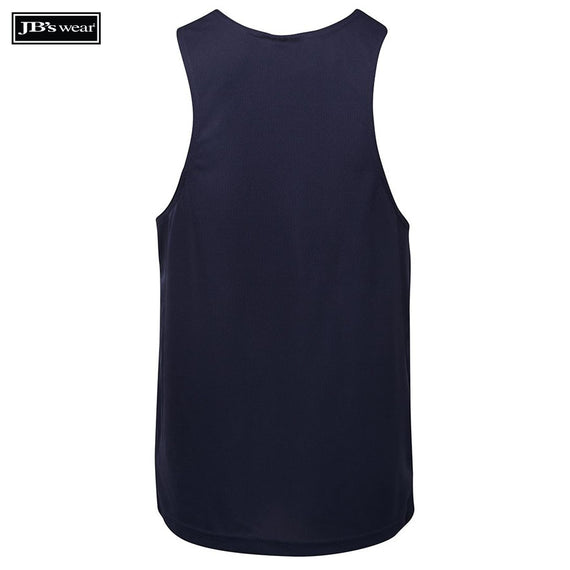 JB's Wear 7PS Poly Singlet