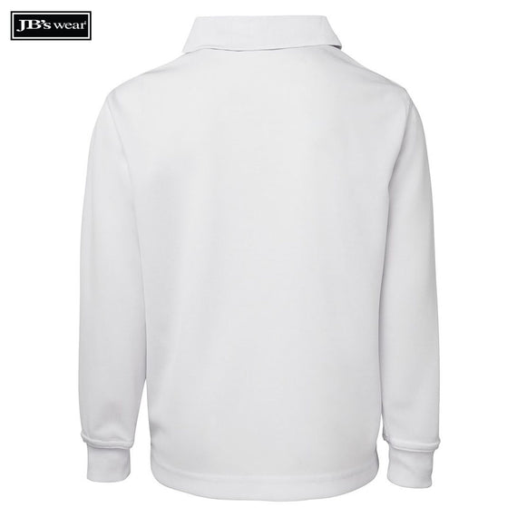 JB's Wear 7SPL Long Sleeve Poly Polo