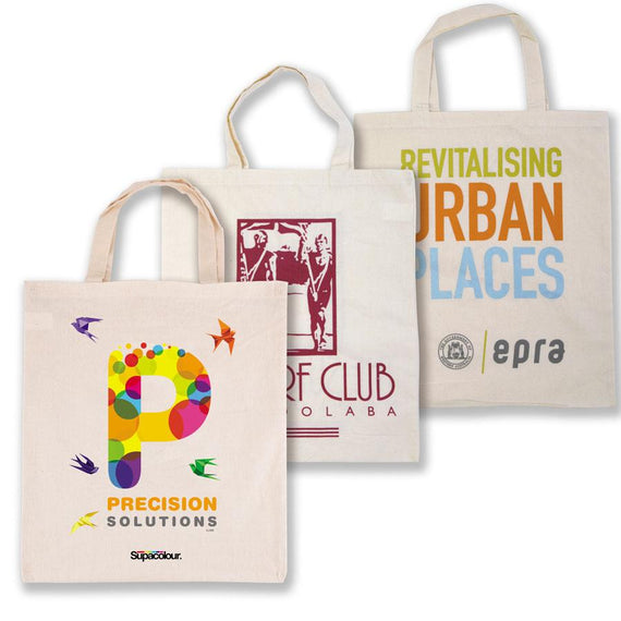 Image of Logo-Line Bags, Style Code - LL500. Contact Natural Art for Screen Printing on this Product