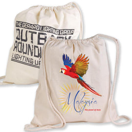 Image of Logo-Line Bags, Style Code - LL506. Contact Natural Art for Screen Printing on this Product