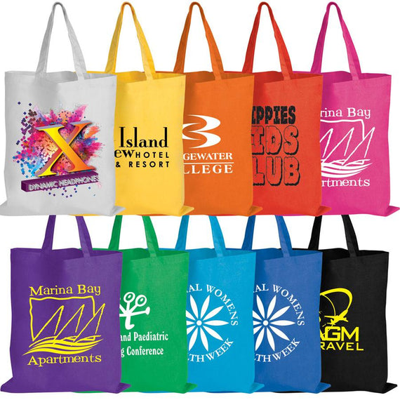 Image of Logo-Line Bags, Style Code - LL509. Contact Natural Art for Screen Printing on this Product