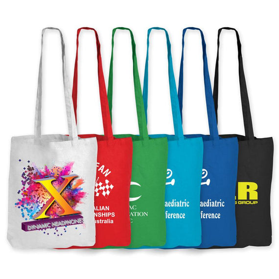 Image of Logo-Line Bags, Style Code - LL510. Contact Natural Art for Screen Printing on this Product