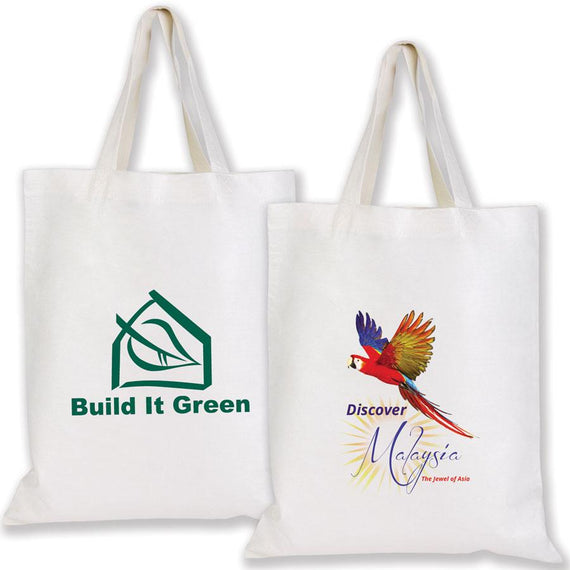 Image of Logo-Line Bags, Style Code - LL514. Contact Natural Art for Screen Printing on this Product