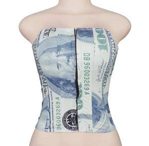 Funds corset