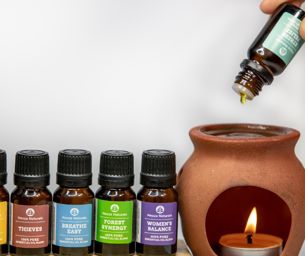 3 Simple Essential Oil Blends To Suit Your Many Moods