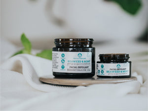 Seaweed & Mint Facial Exfoliant
