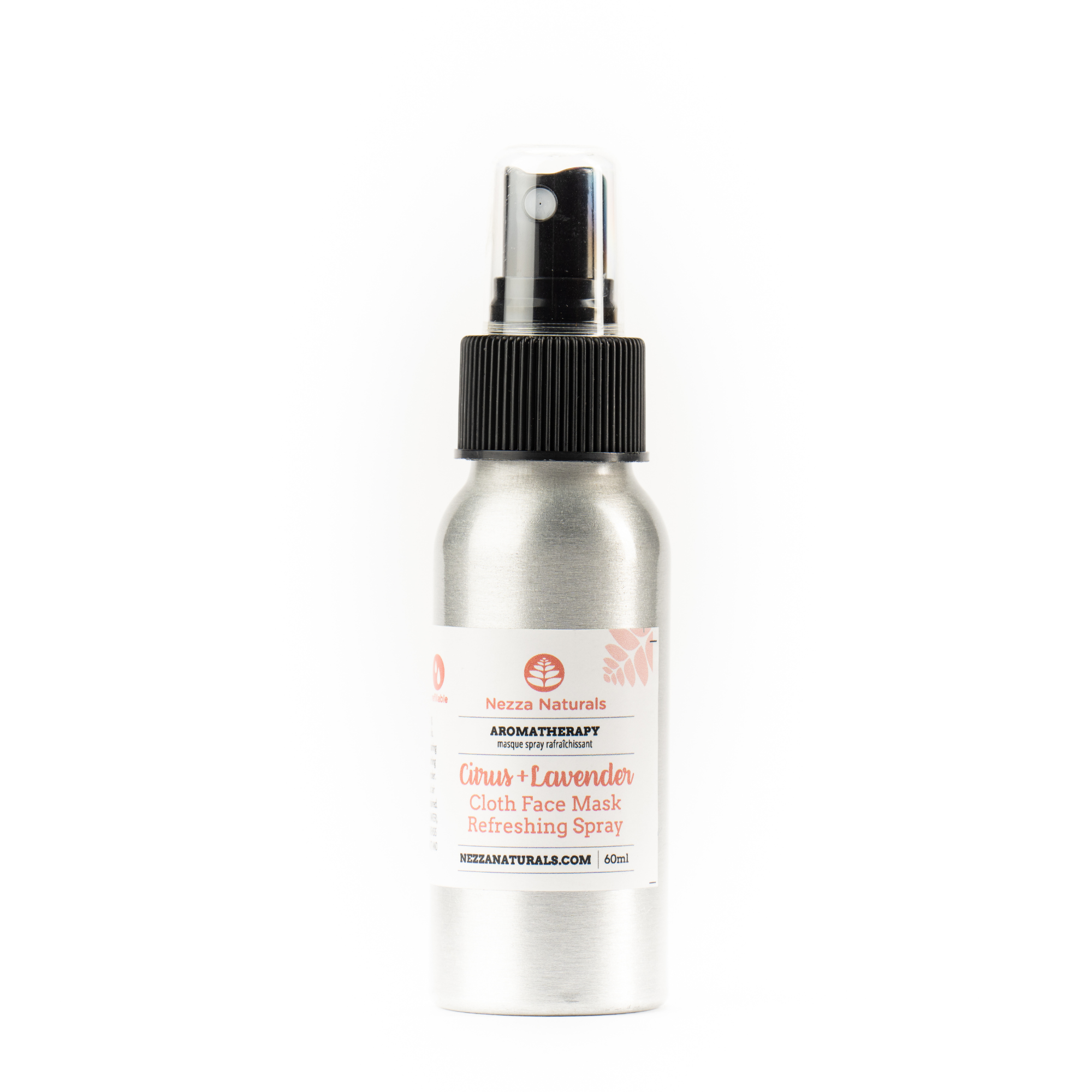 Cloth Mask Refreshing Spray