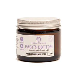 Baby's Bottom Ointment