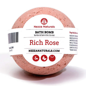 Rich Rose Bath Bomb