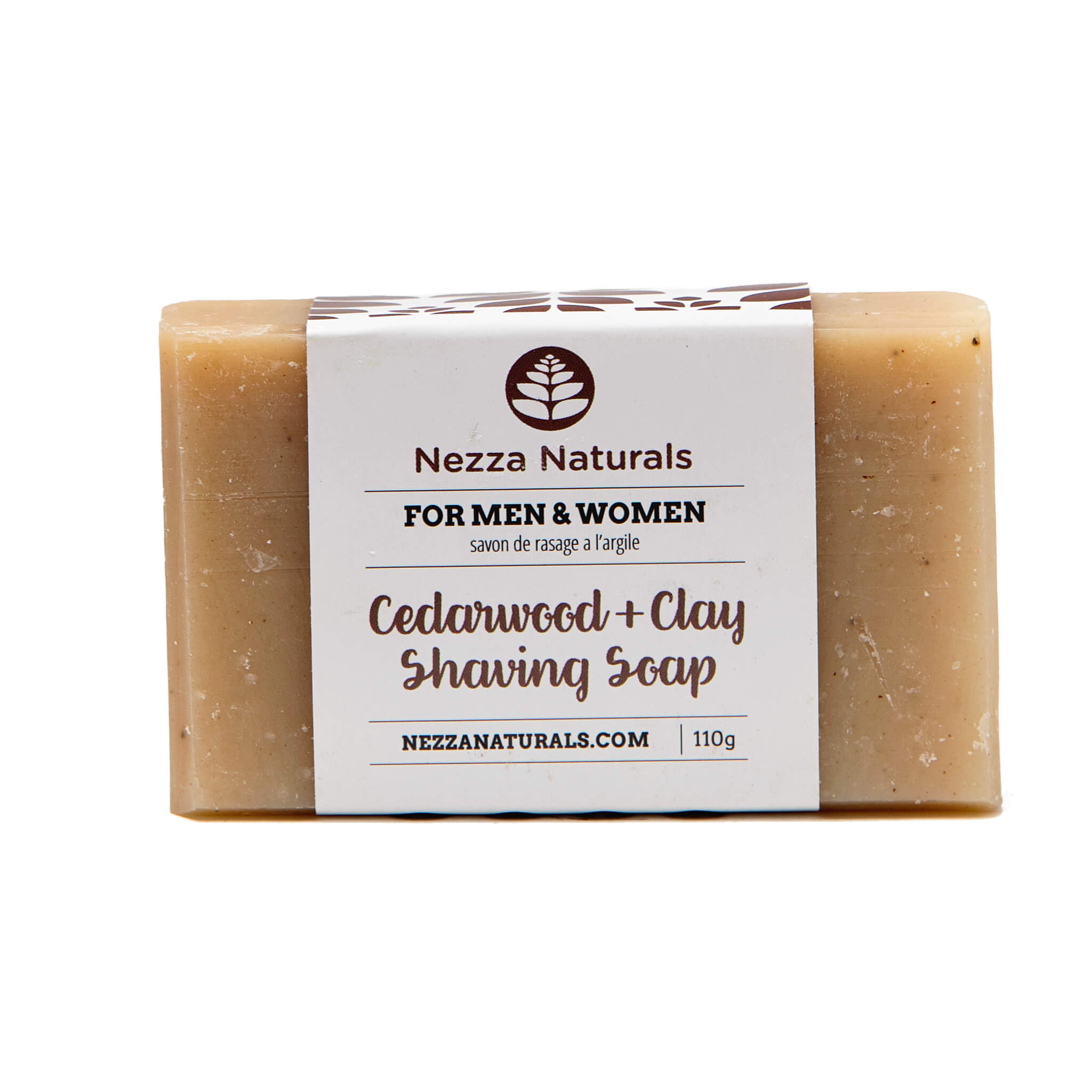 Cedarwood Shaving Soap Bar