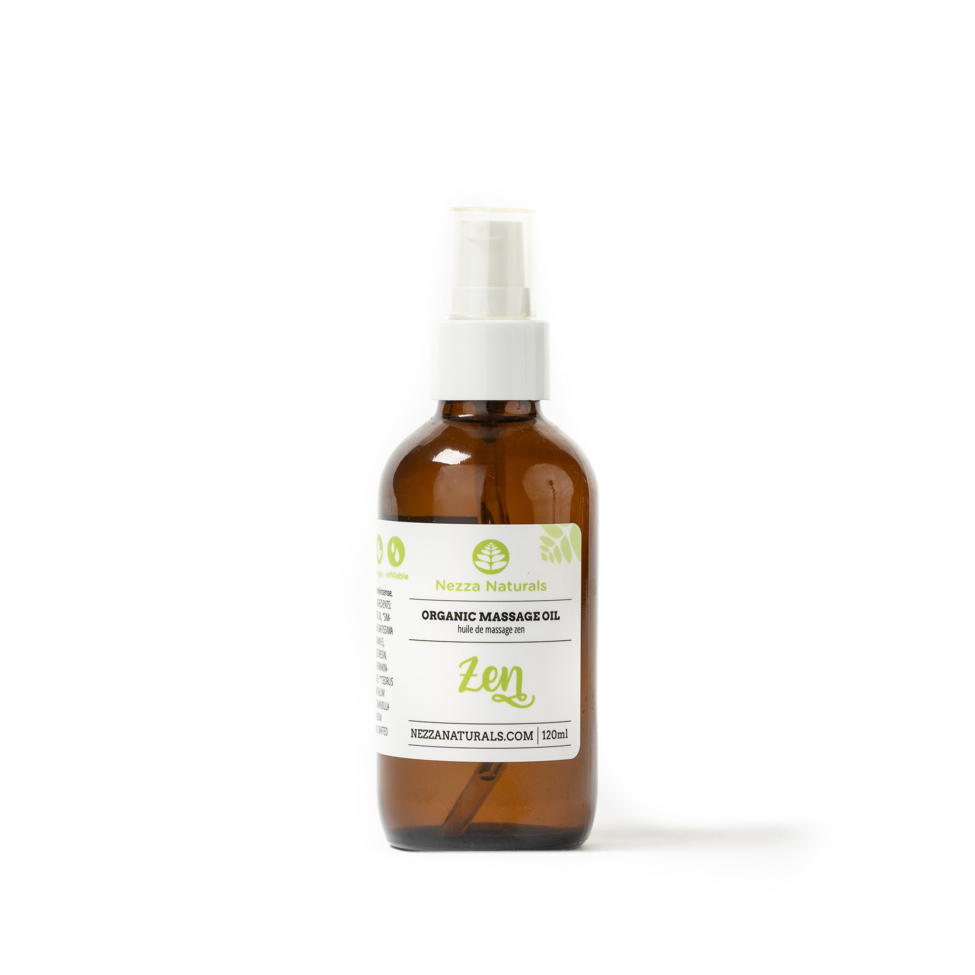 Zen Massage Oil
