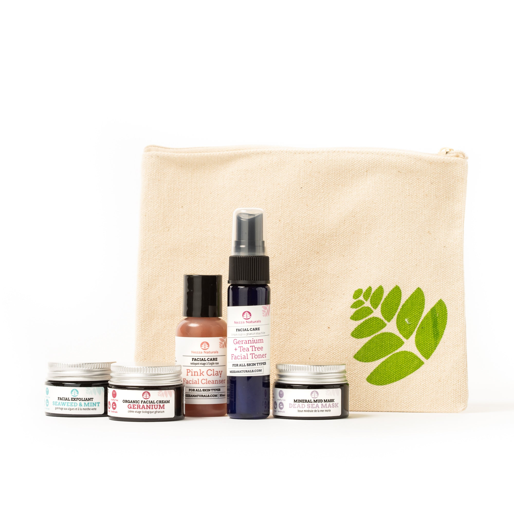 BALANCE Facial Starter Kit for Combination Skin