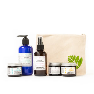 GLOW Facial Kit for Normal Skin