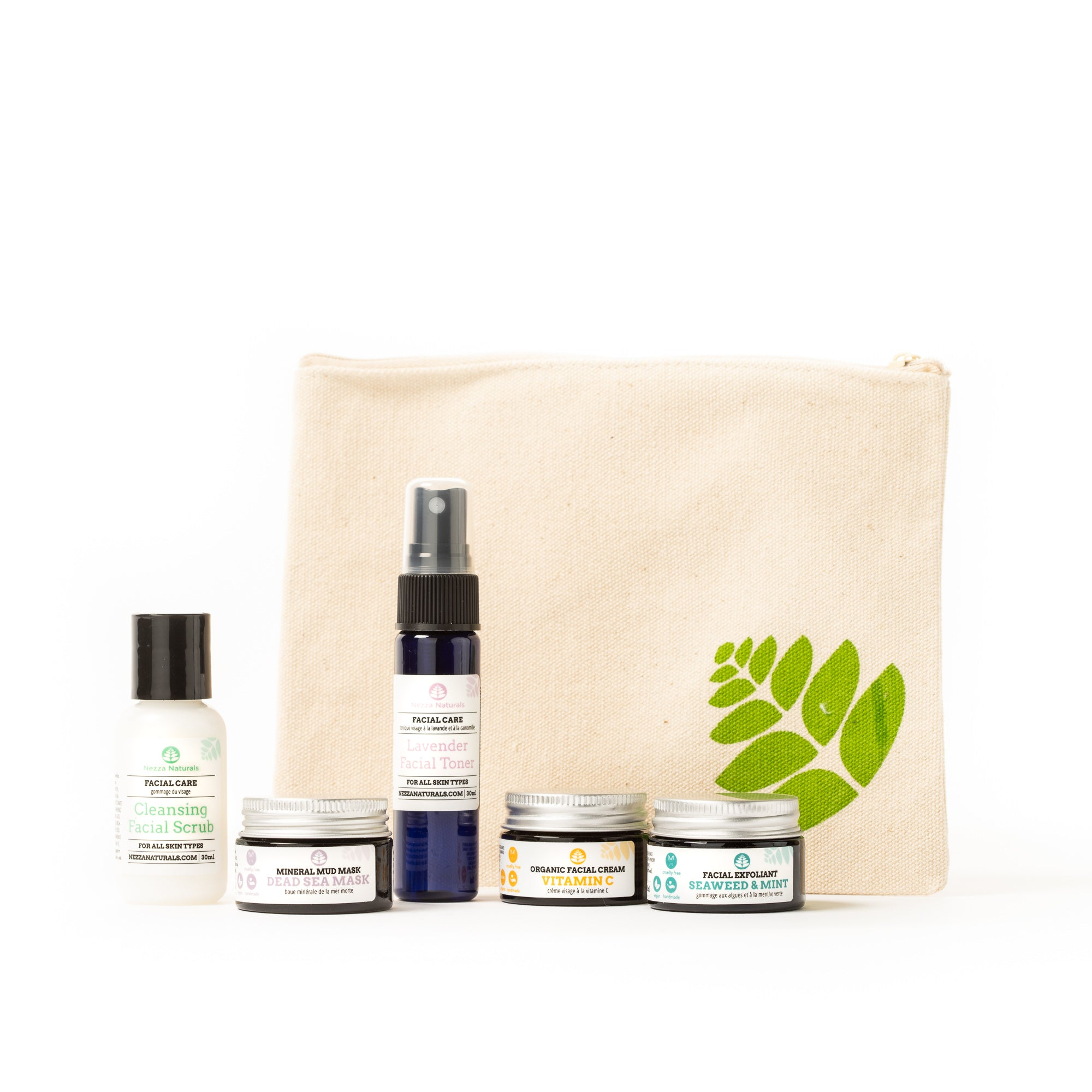 GLOW Facial Starter Kit for Normal Skin