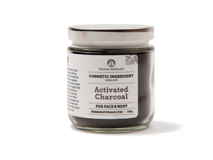 activated charcoal powder | organic | natural | Nezza Naturals