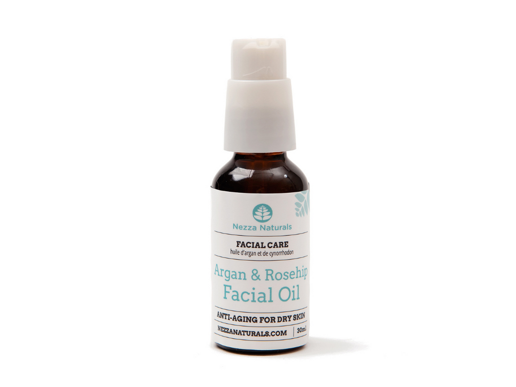 Argan & Rosehip Facial Oil