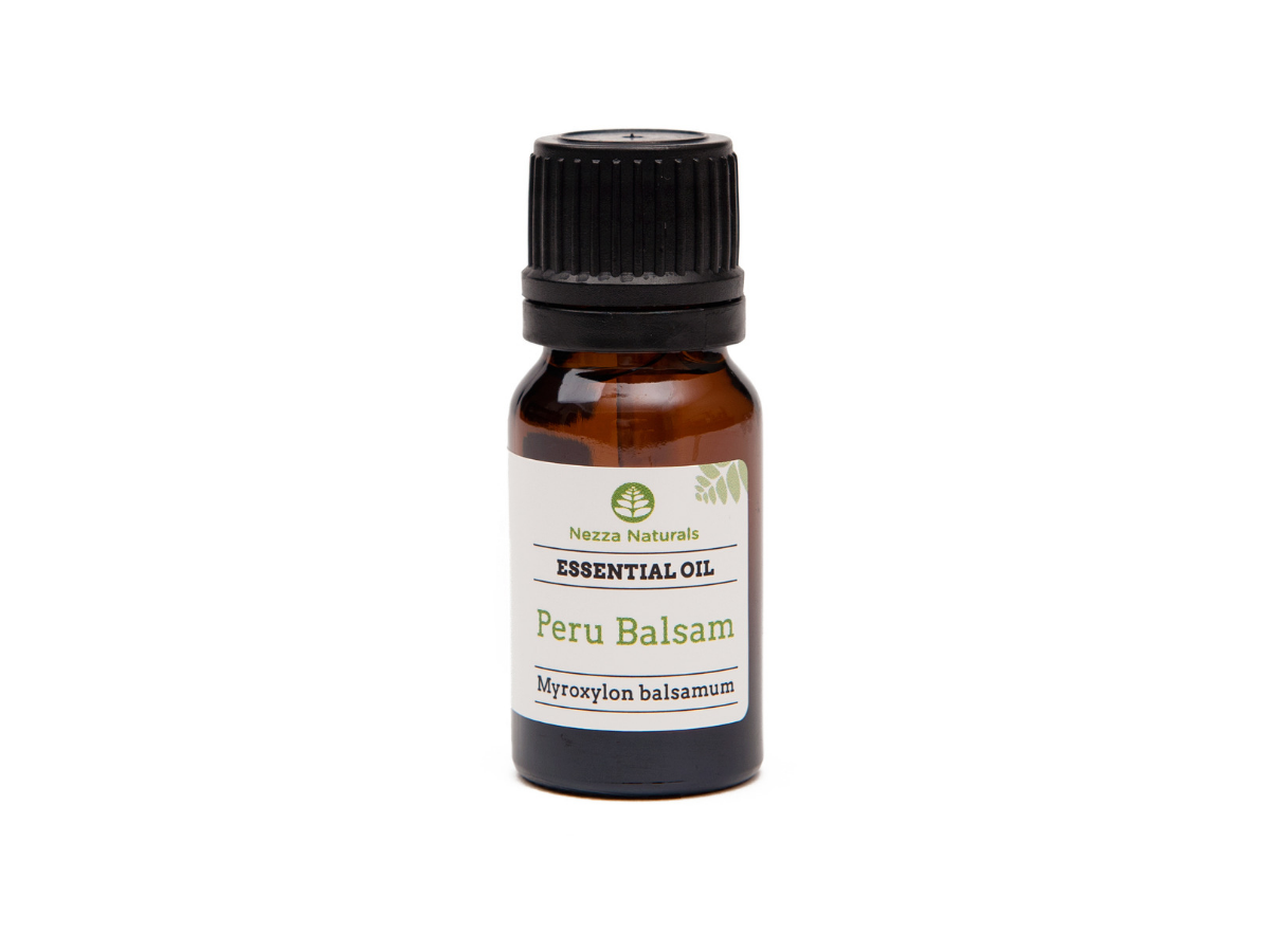 balsam peru essential oil | organic | natural | Nezza Naturals