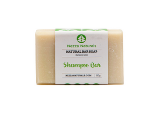 shampoo bar | organic | natural | Nezza Naturals