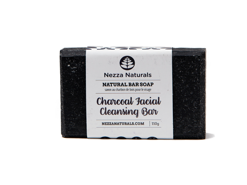 Charcoal Facial Cleansing Bar