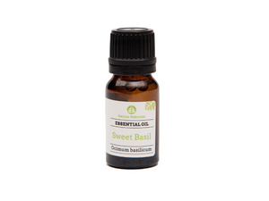 sweet basil essential oil blend | organic | natural | Nezza Naturals