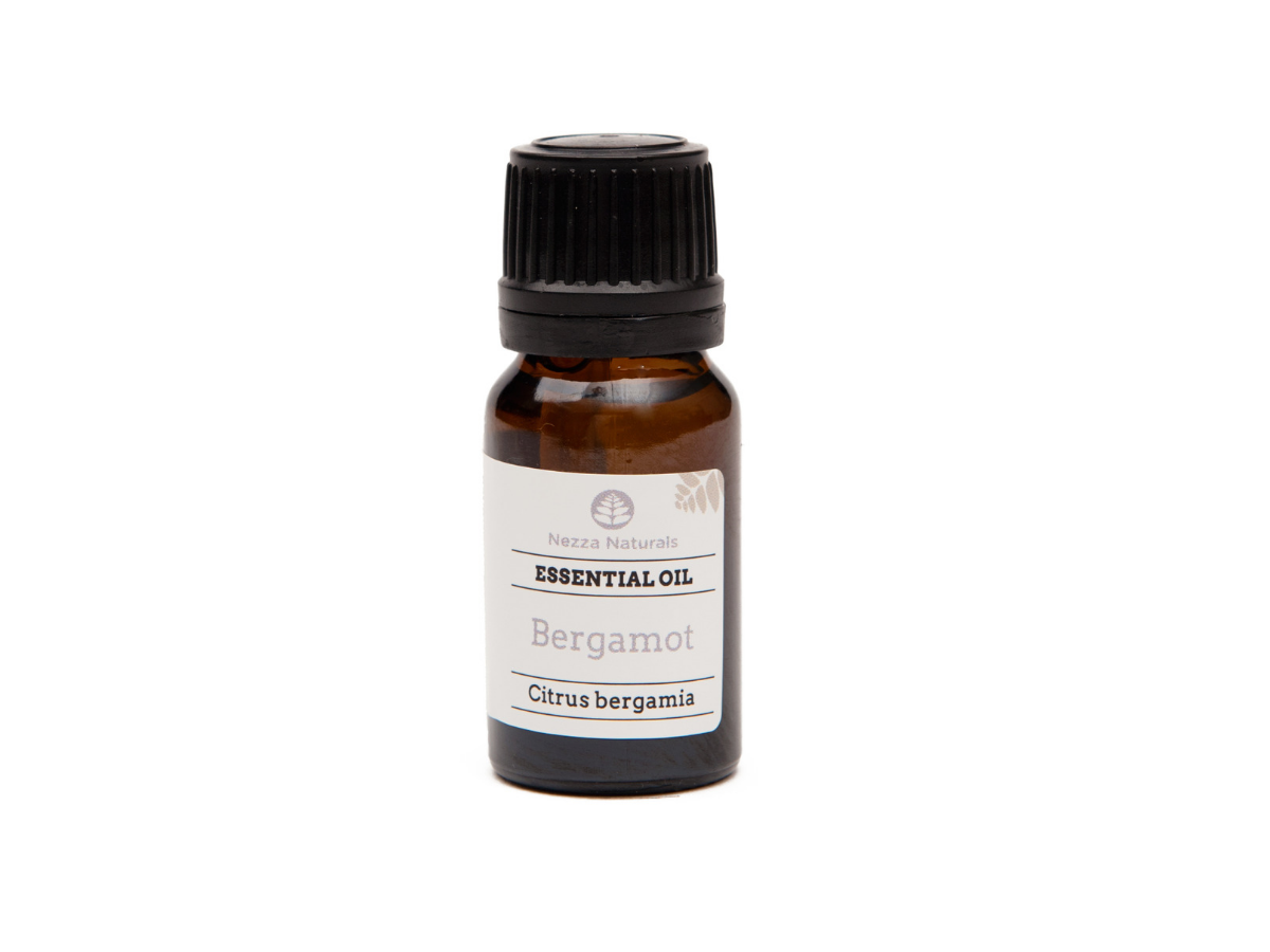 bergamot essential oil | organic | natural | Nezza Naturals