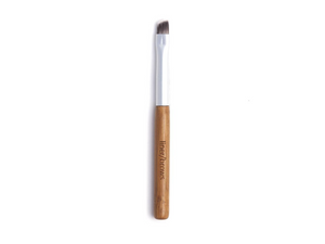 elate bamboo brush travel size brow and liner | organic | natural | Nezza Naturals