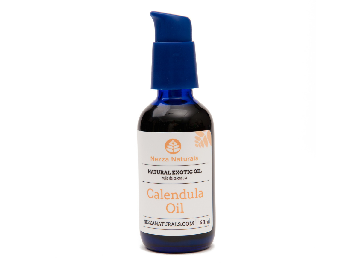 calendula exotic carrier oil | organic | natural | Nezza Naturals