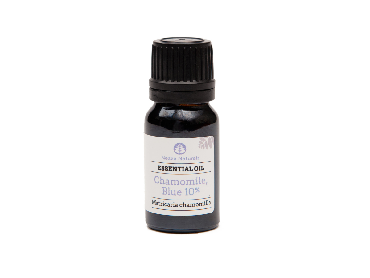 chamomile (blue) essential oil | organic | natural | Nezza Naturals