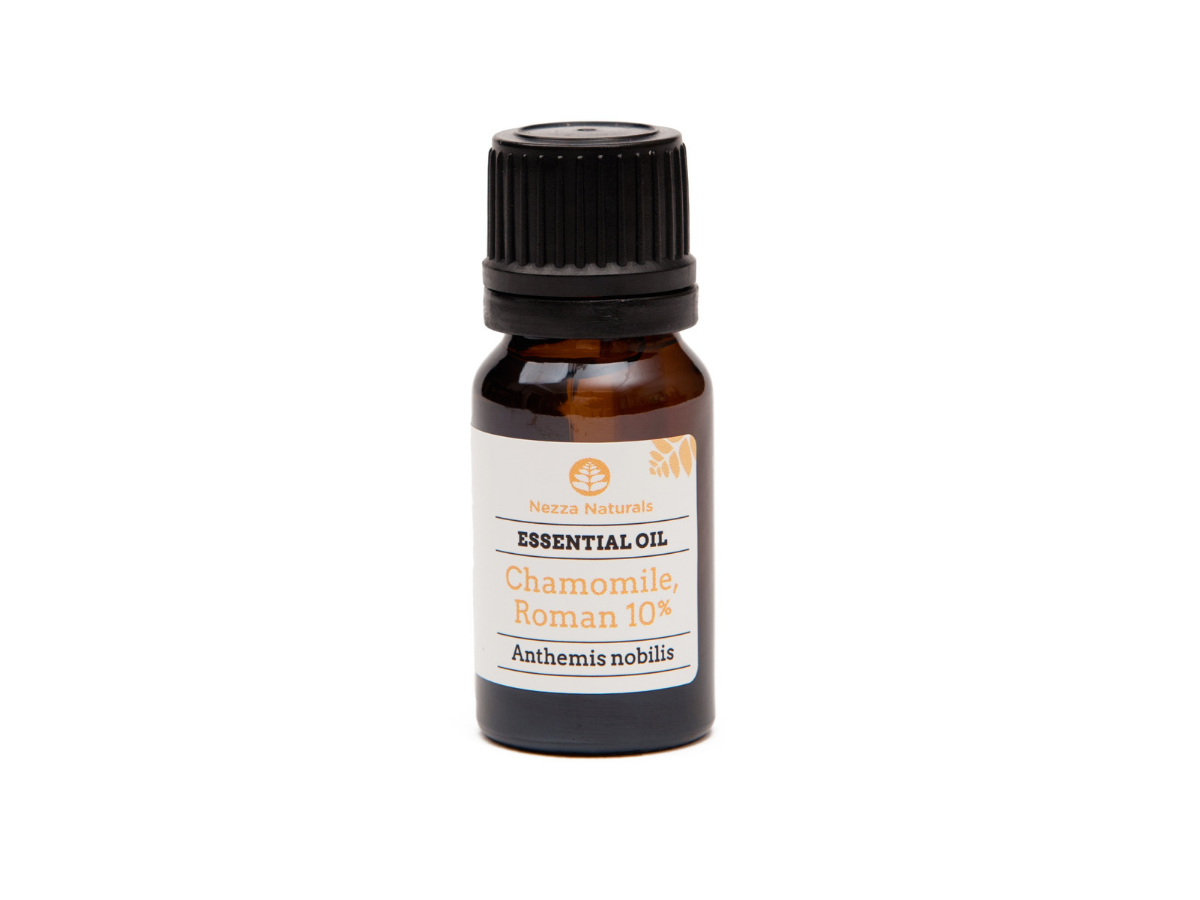 chamomile (roman) essential oil | organic | natural | Nezza Naturals