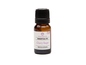 clary sage essential oil | organic | natural | Nezza Naturals