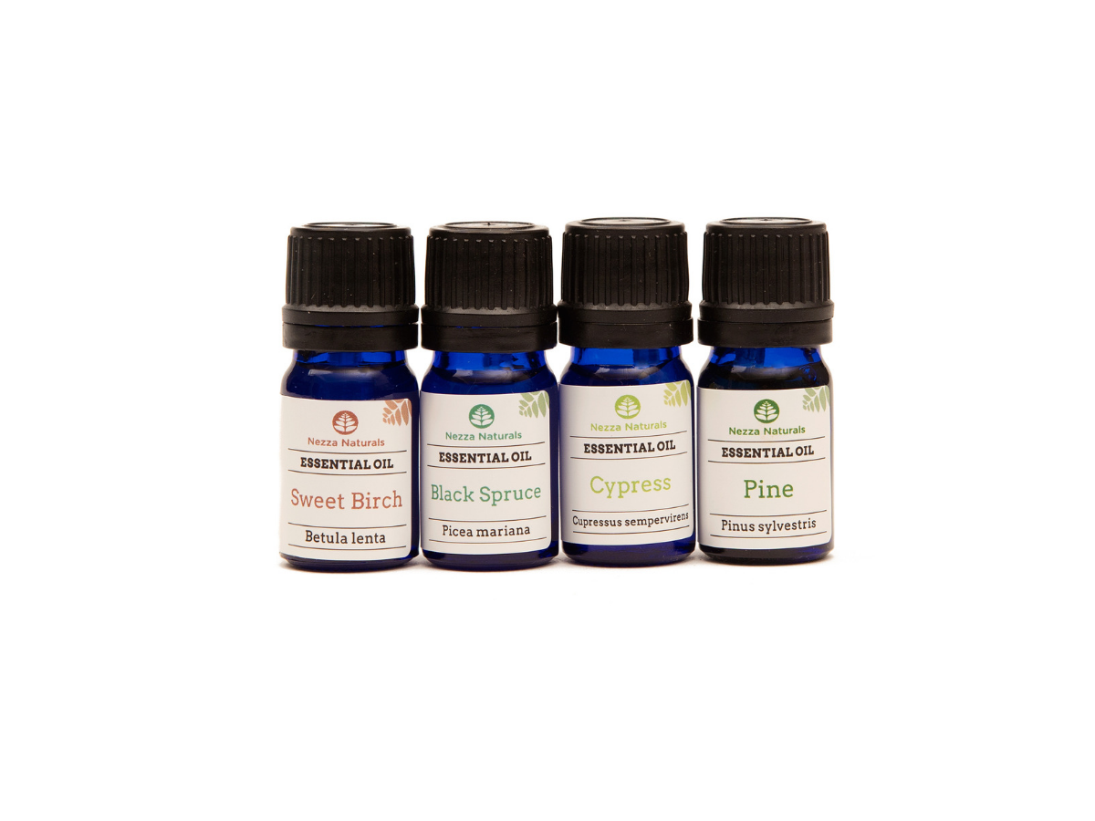 deep roots essential oil starter kit | organic | natural | Nezza Naturals