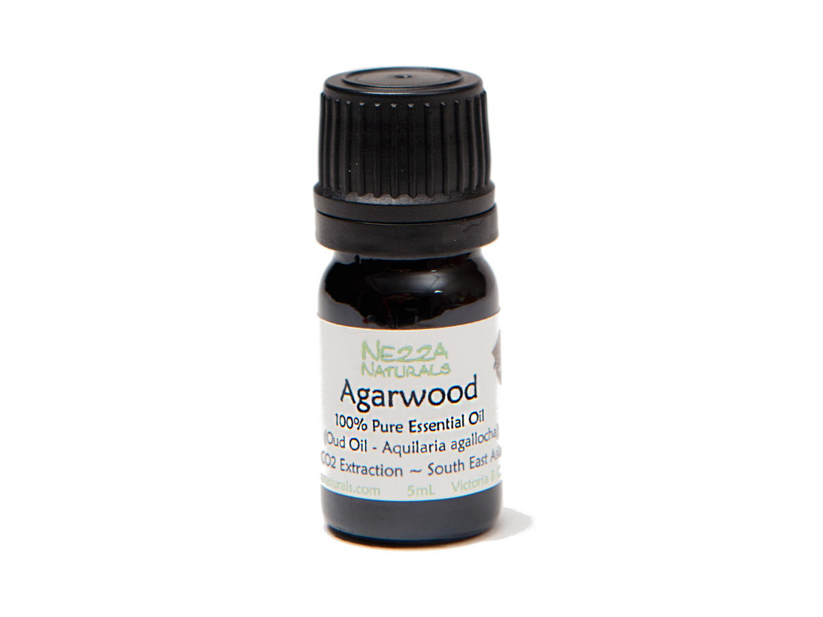 agarwood premium essential oil | organic | natural | Nezza Naturals