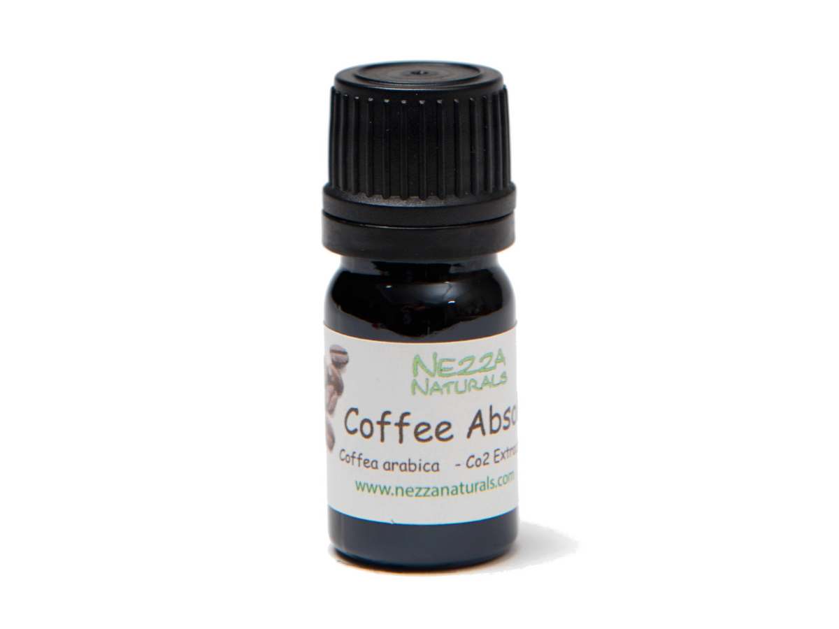 coffee bean premium essential oil | organic | natural | Nezza Naturals