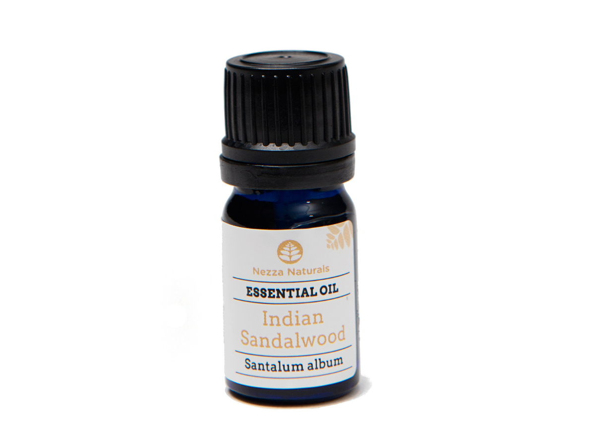 sandalwood (Indian) essential oil | organic | natural | Nezza Naturals