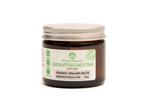eucalyptus chest rub | organic | natural | Nezza Naturals
