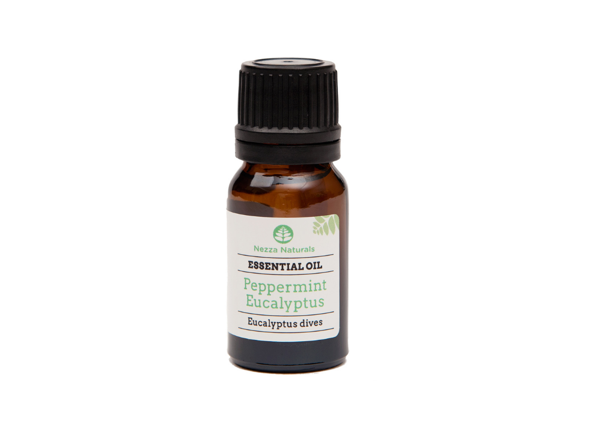 eucalyptus (peppermint) essential oil | organic | natural | Nezza Naturals