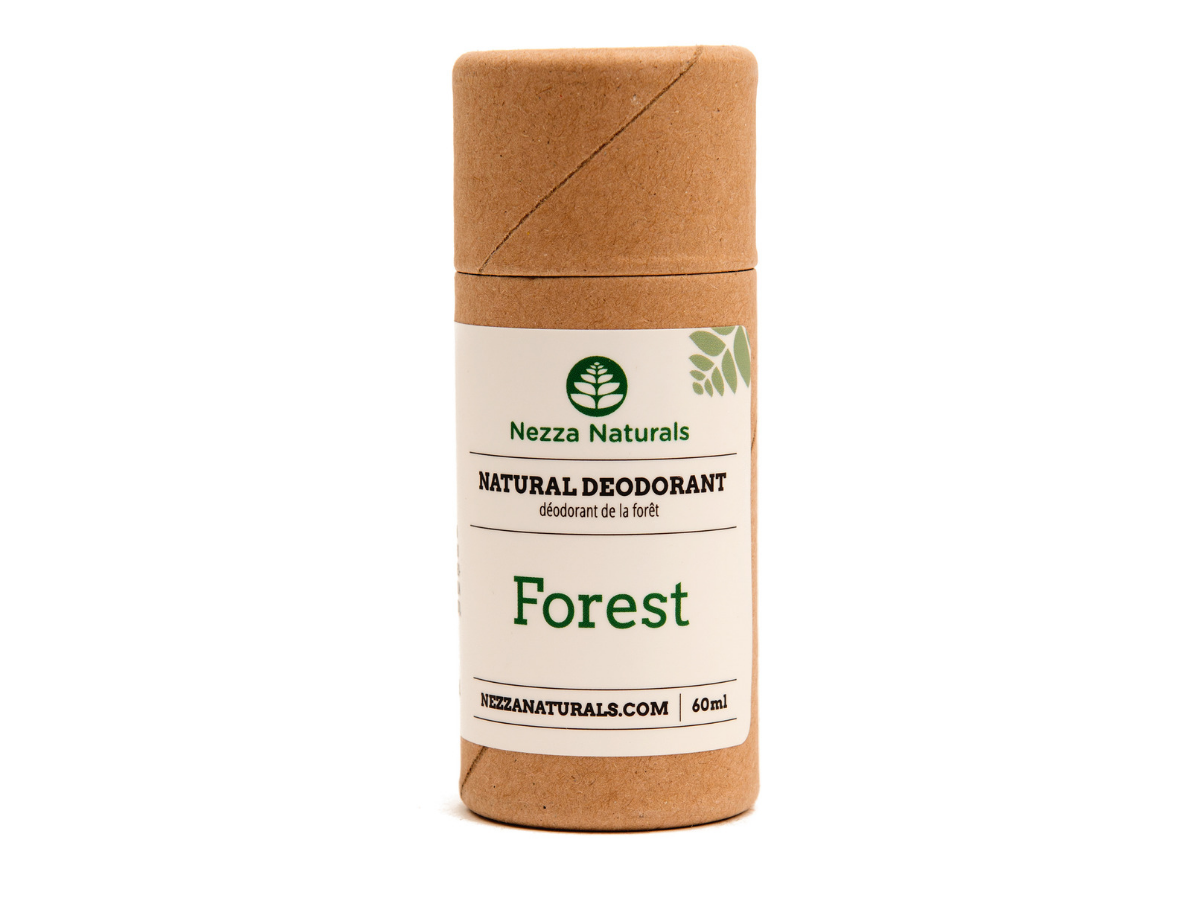 forest natural deodorant | organic | natural | Nezza Naturals