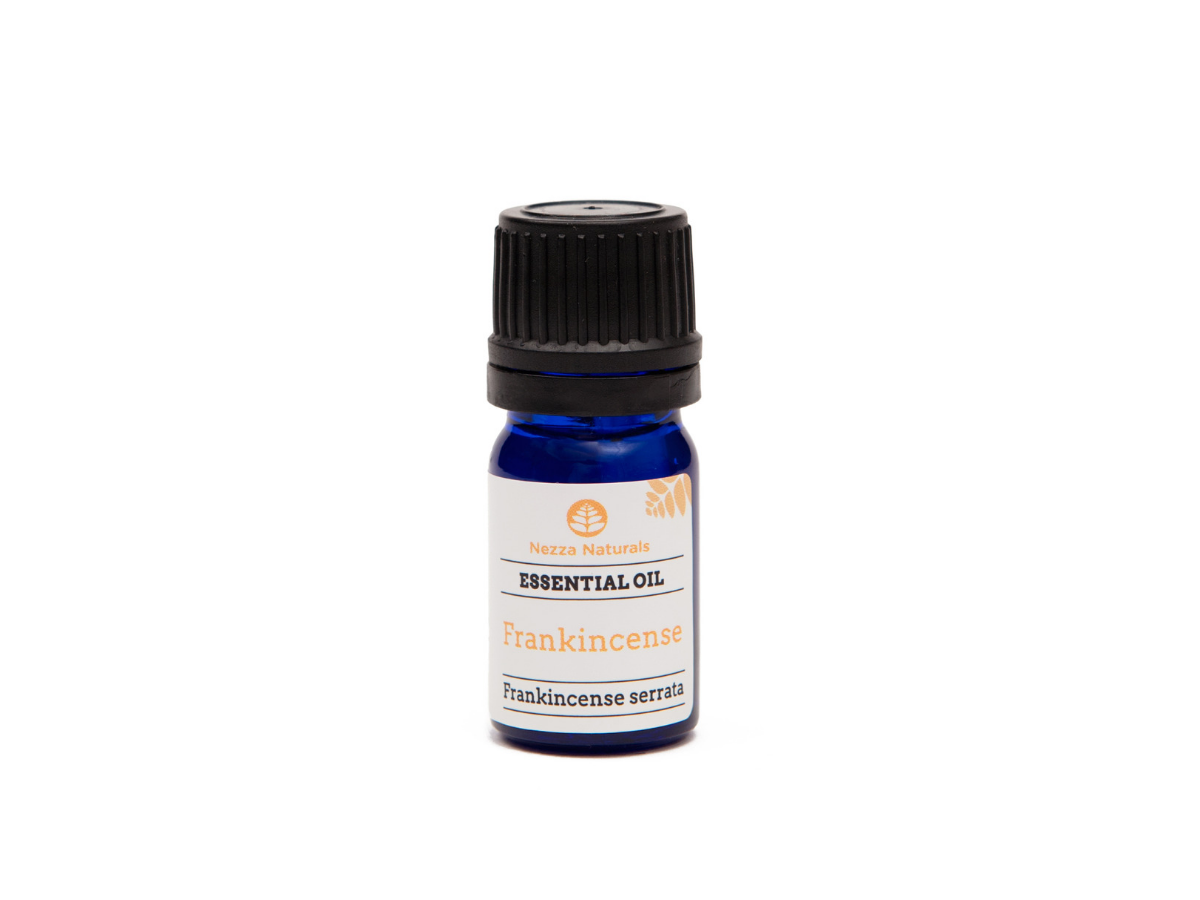 frankincense (serrata) essential oil | organic | natural | Nezza Naturals
