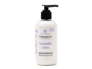 lavender body lotion | organic | natural | Nezza Naturals