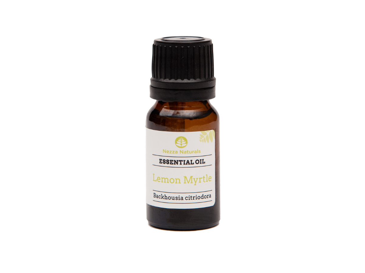 lemon myrtle essential oil | organic | natural | Nezza Naturals