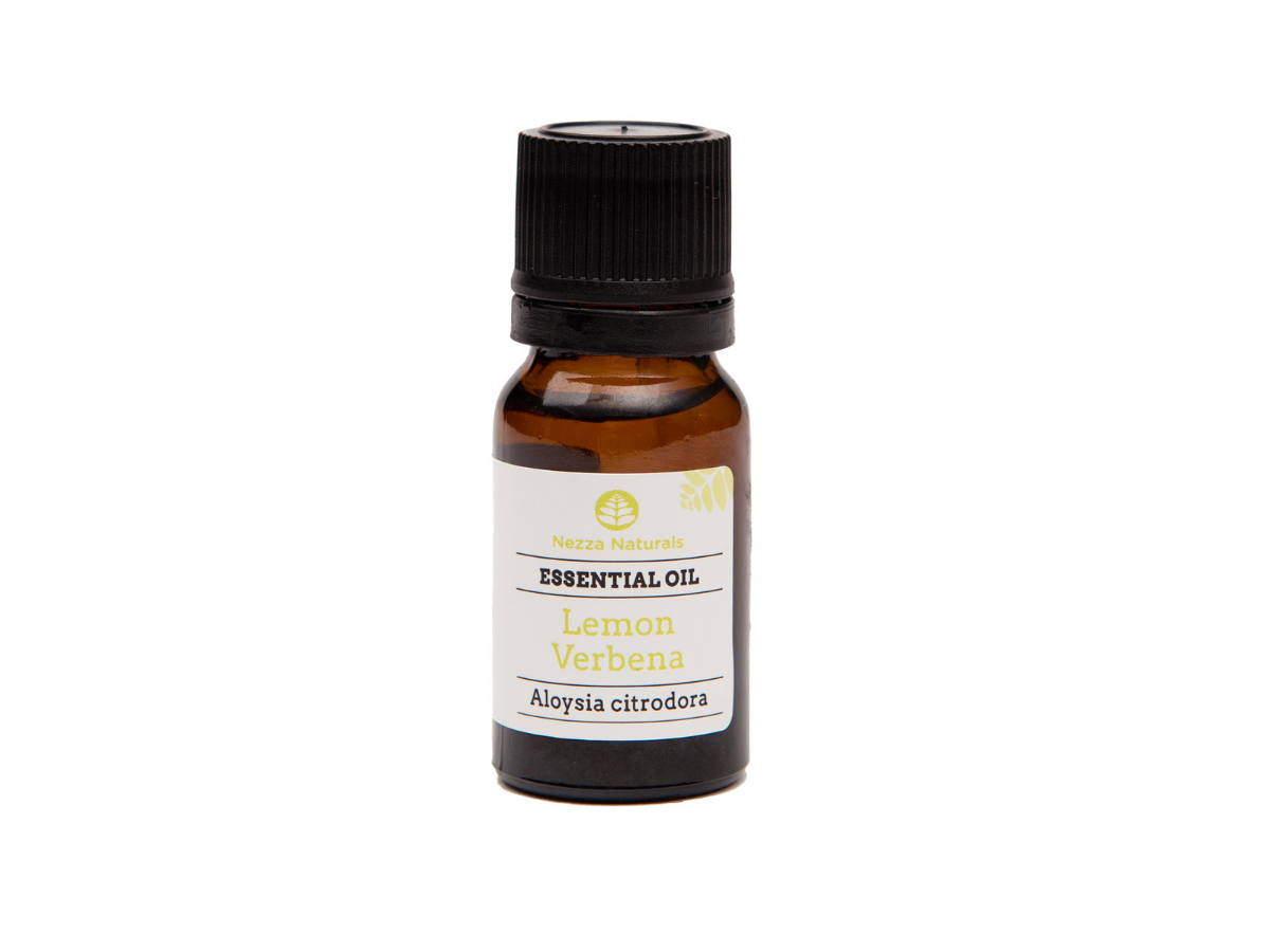 lemon verbena essential oil | organic | natural | Nezza Naturals