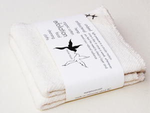 marie moon facial cloths | organic | natural | Nezza Naturals