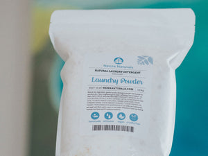Natural Laundry Detergent Powder