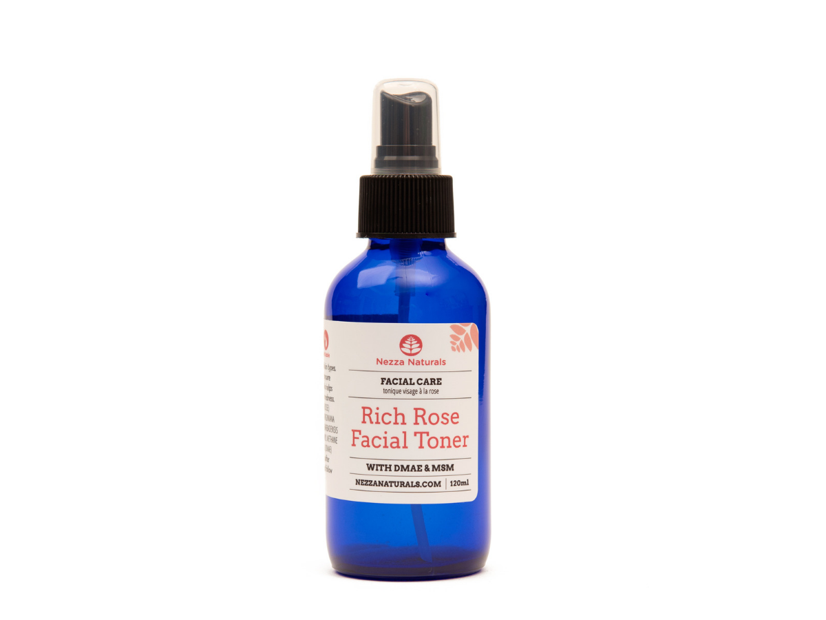 Rich Rose Facial Toner